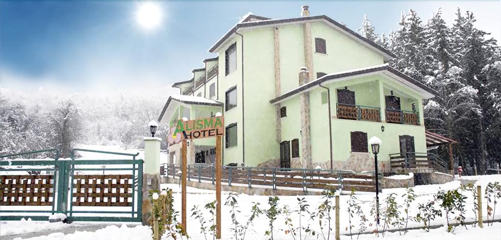 Hotel Alisma, L'Aquila