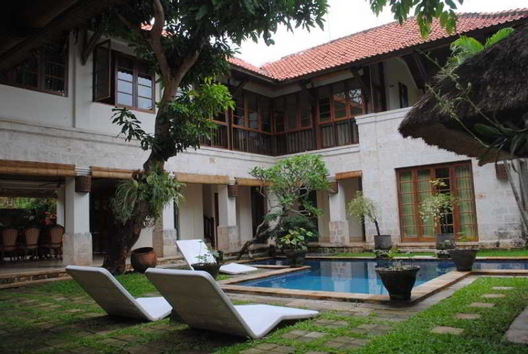 Taman Suci Villa, Badung