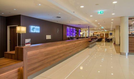 Holiday Inn Express Dusseldorf - City, Düsseldorf