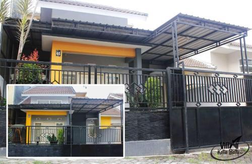 Villa Rafif Batu - Four Bedroom, Malang
