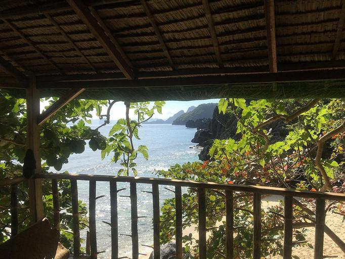 Shante Island Resort, El Nido