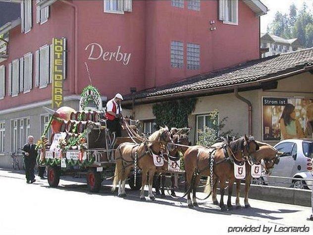 Hotel Derby, Interlaken