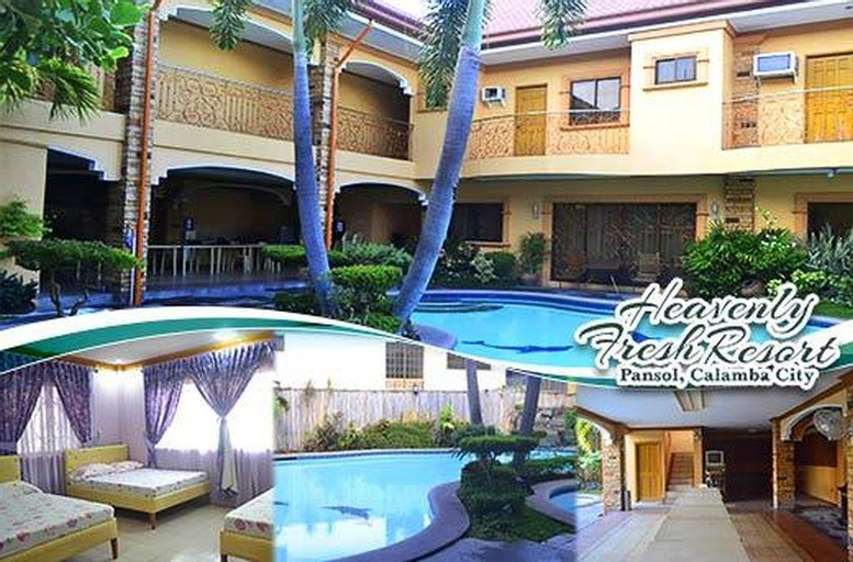 Heavenly Fresh Private Resort, Calamba City