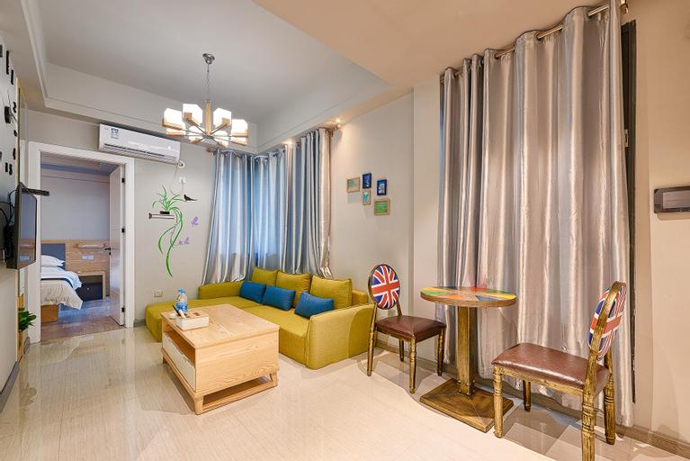 Guangzhou all-season & international apartment (new baiyun airport store), Guangzhou