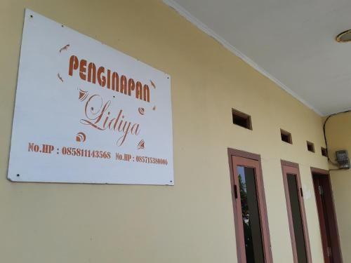 Penginapan Lidiya, Thousand Islands