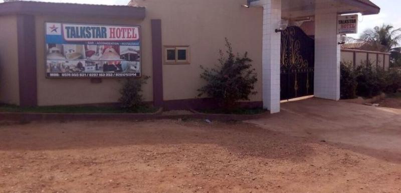 Talk Star Hotel, Bosomtwe-Kwanwoma