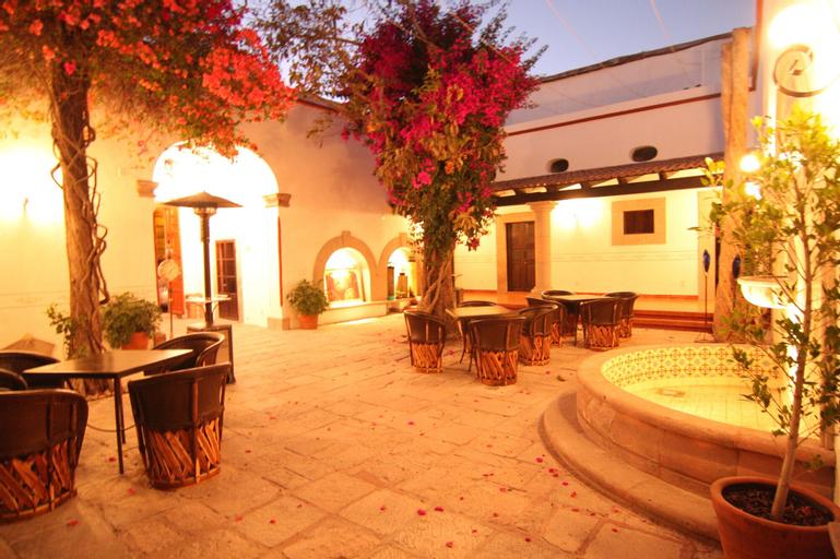 Hotel Villa del Villar, Querétaro
