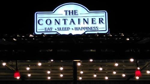 The Container, Manggarai Barat