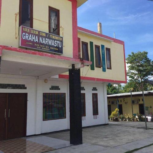 Graha Narwastu, Rote Ndao