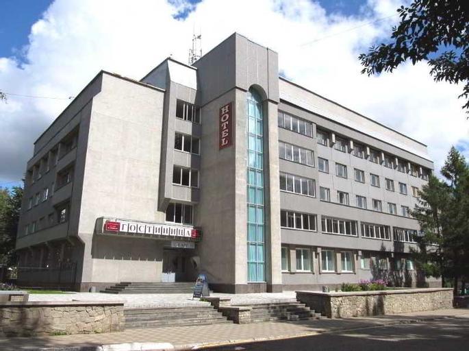 Gostinitsa Pravitelstva Kirovskoy Oblasti, Kirov gorsovet