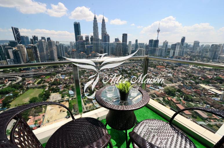 Setia Sky Residences KLCC @ Artez Maison, Kuala Lumpur