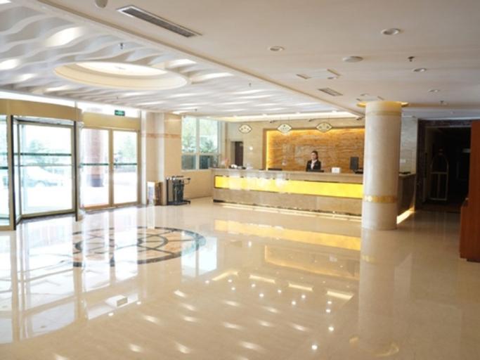 GreenTree Alliance RiZhao HuangHaiEr Road WanPingKou Hotel, Rizhao