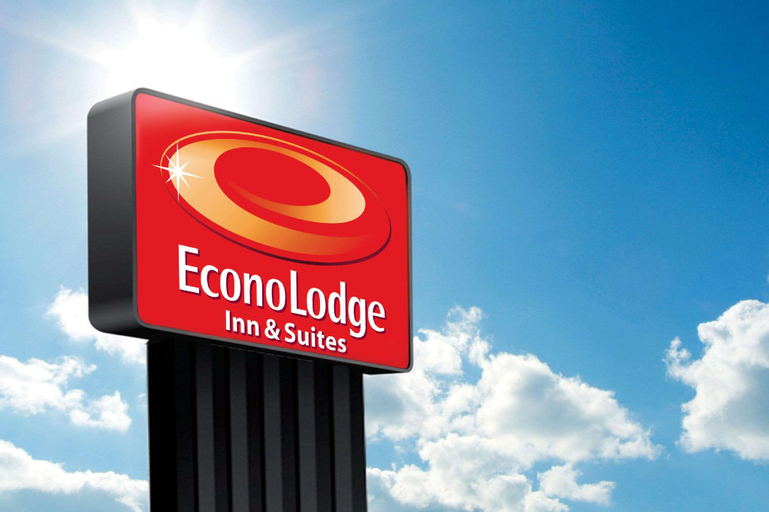 Econo Lodge Inn & Suites Yuma I-8, Yuma