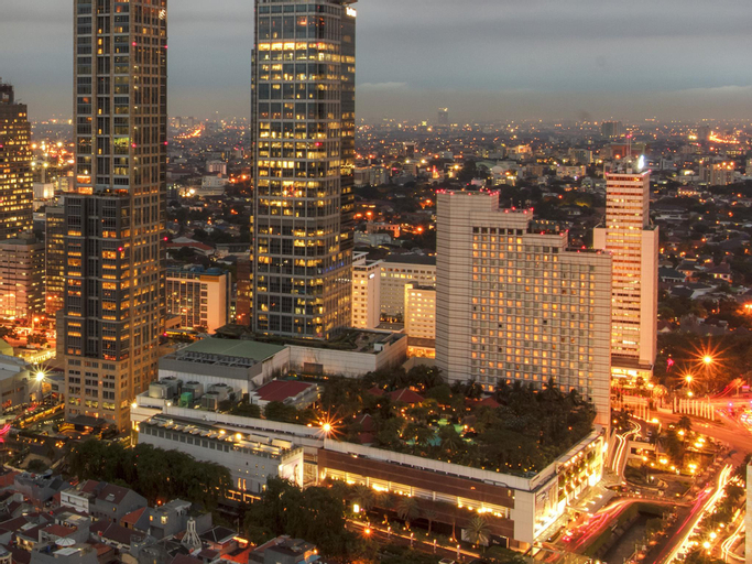 Amos Cozy Hotel & Convention Hall, South Jakarta