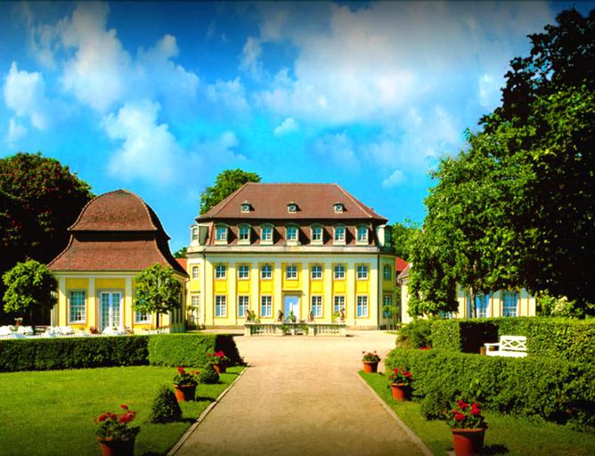 Kurpark Hotel, Saalekreis