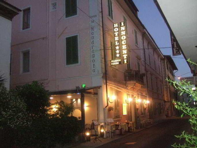 Hotel Innocenti, Pistoia