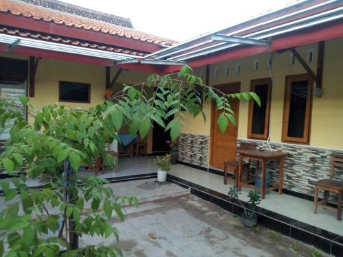 Griya Pesindenan near Alun-alun selatan Jogja, Yogyakarta