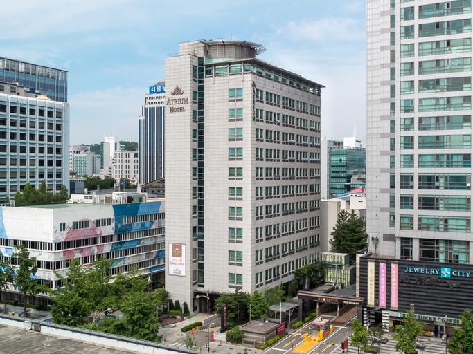 Hotel Atrium Jongno, Jongro