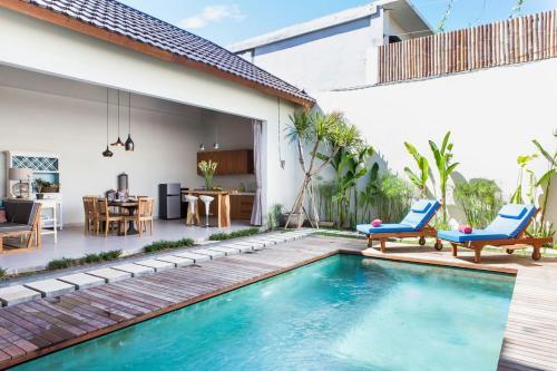 Casa De Calma Villa, Badung