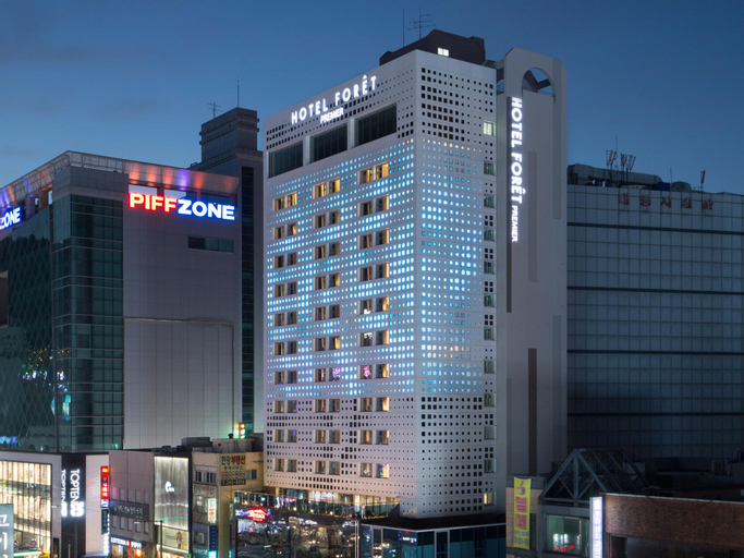 Hotel Foret Premier Nampo, Jung
