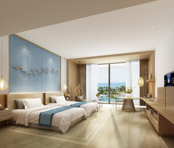 Hainan Aerqiadiya Hotel, Hainan