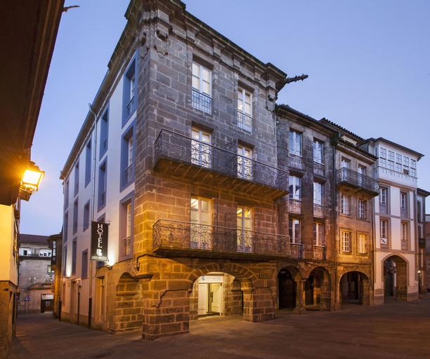 Smart Boutique Hotel Literario San Bieito, A Coruña