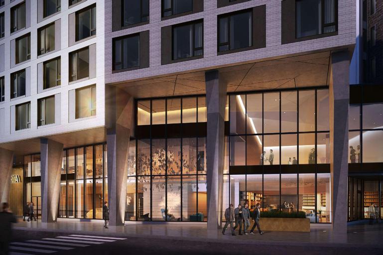 Cambria Hotel Boston Downtown, Suffolk