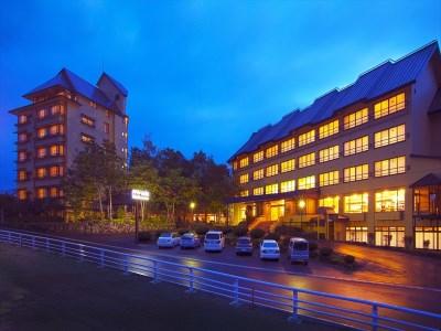 Komagatake Grand Hotel, Semboku