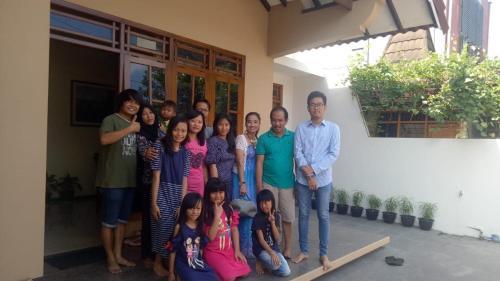 Jiwanta Homestay, Yogyakarta