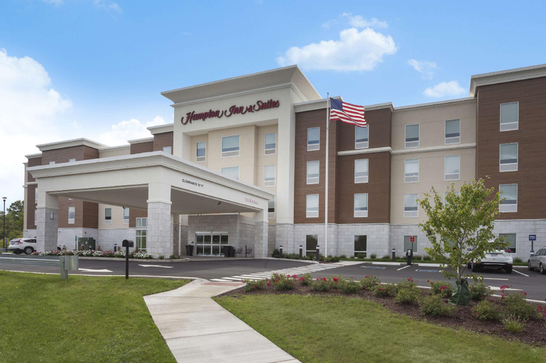 Hampton Inn & Suites Rocky Hill-Hartford South, CT, Hartford