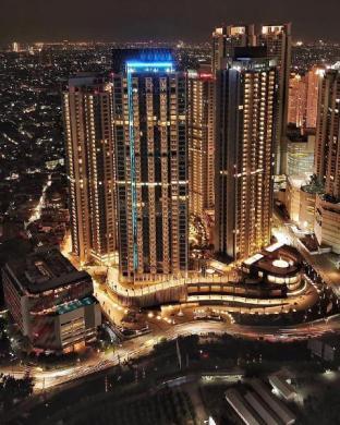 Taman Anggrek Residences Suites Two Br + Wifi, West Jakarta