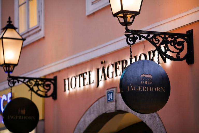 Hotel Jägerhorn, Zagreb