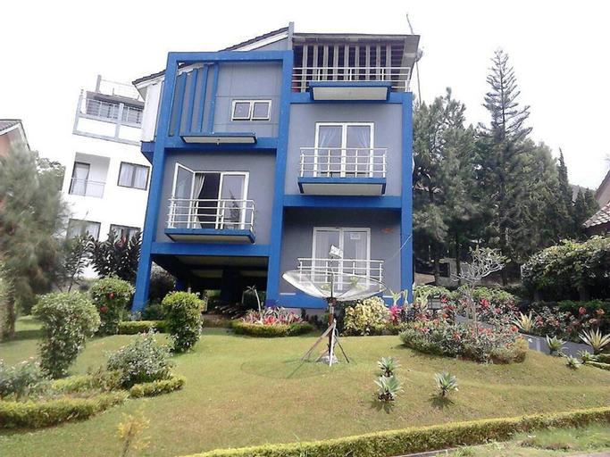 Villa Kota Bunga Lavender, Cianjur