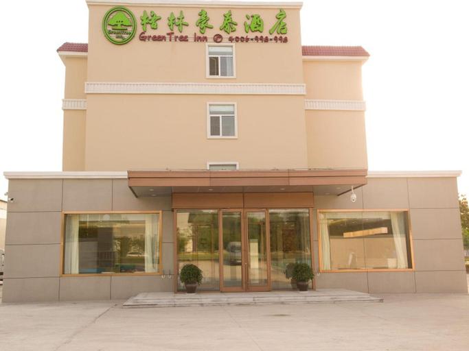 GreenTree Inn Jinan Licheng District Jichang Road Yaoqing Airport Business Hotel, Jinan