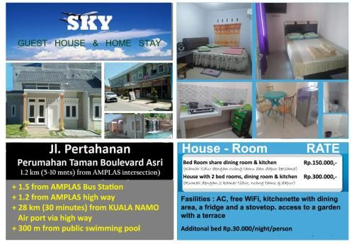 SKY Home Stay, Deli Serdang
