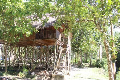 De Bangutan Lodge, Belitung