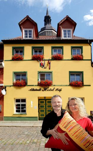 Altstadt Hotel Peiß, Vorpommern-Rügen