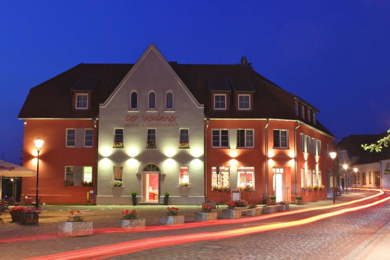 Der Insulaner - Hotel & Restaurant, Mecklenburgische Seenplatte