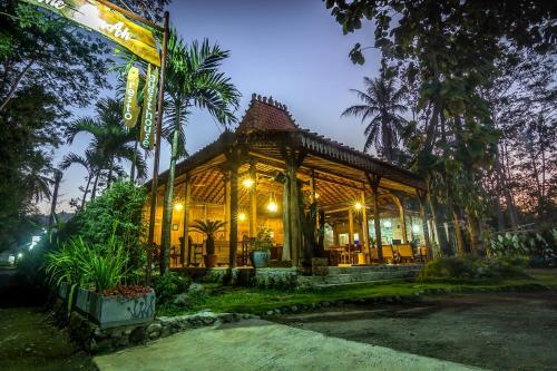 The Omah Borobudur, Magelang