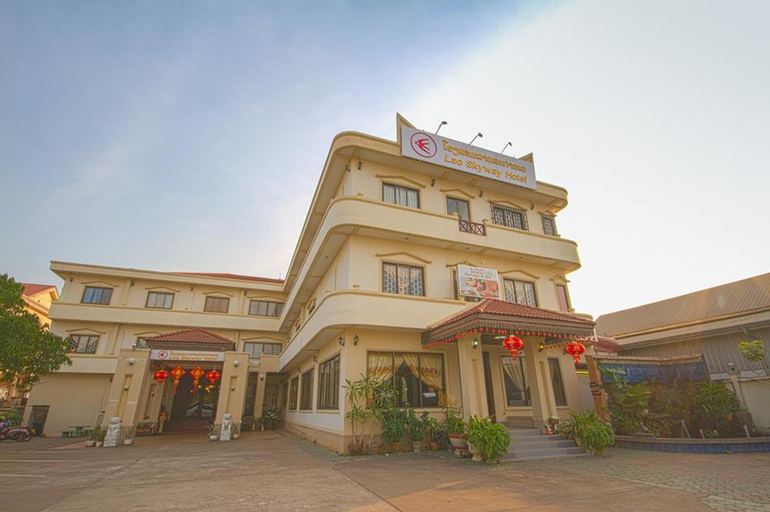 LAO SKYWAY Hotel, Sikhottabong