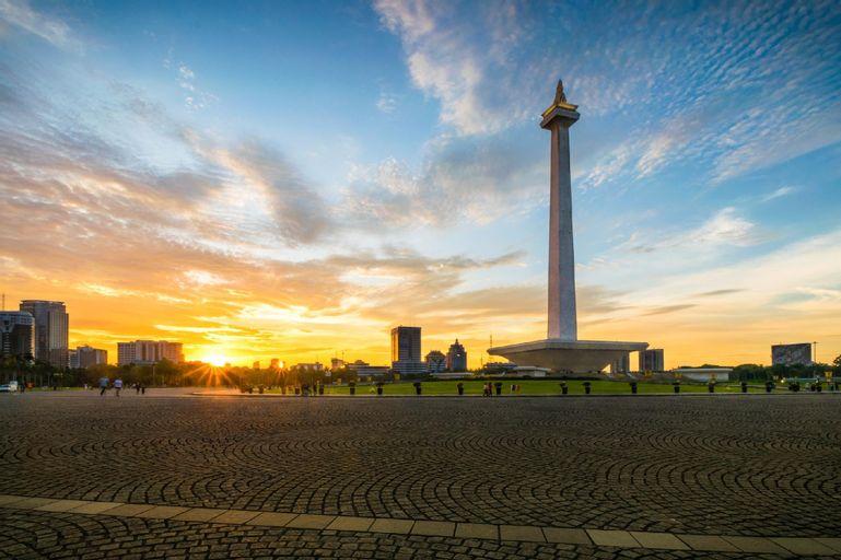 Enam Cebtre Hotel Jakarta, Central Jakarta