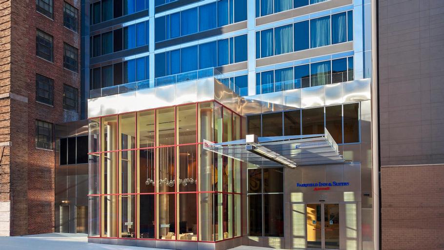 Fairfield Inn by Marriott Midtown/Penn Station, New York