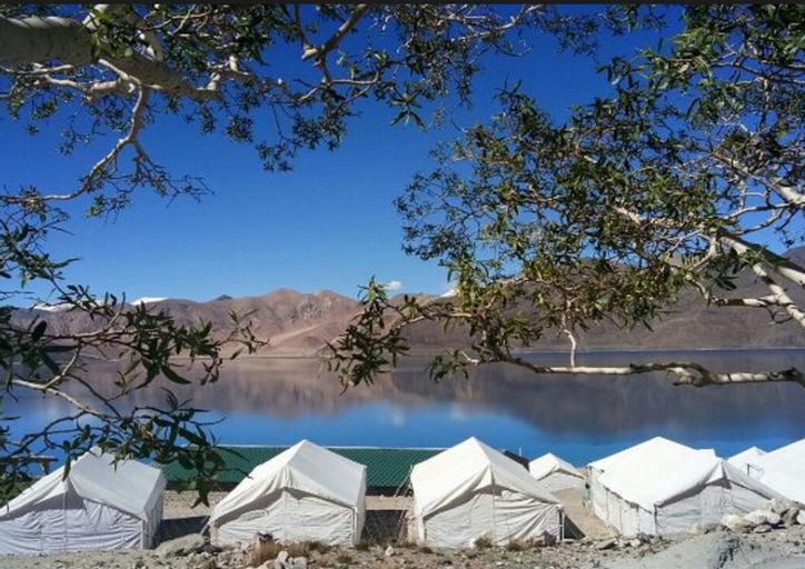 Pangong Heritage Camp, Leh (Ladakh)