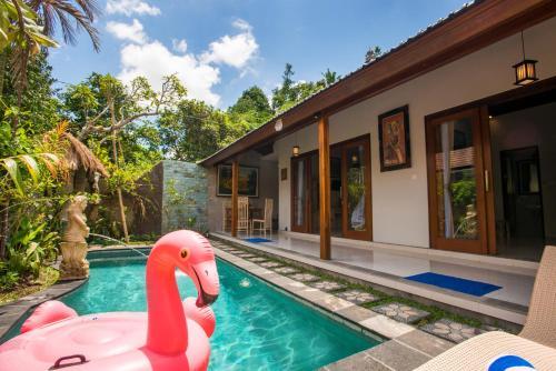 """New villa """"I LOVE YOU-II"""": inhale Bali vibe!, Gianyar"""