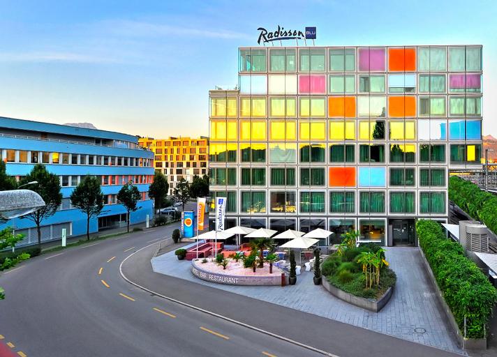 Radisson Blu Hotel, Lucerne, Luzern