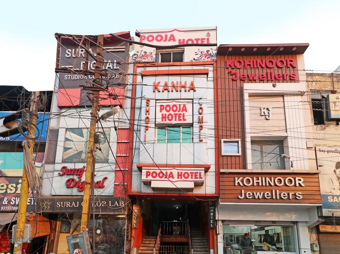 OYO 29304 Hotel Pooja, Yamunanagar