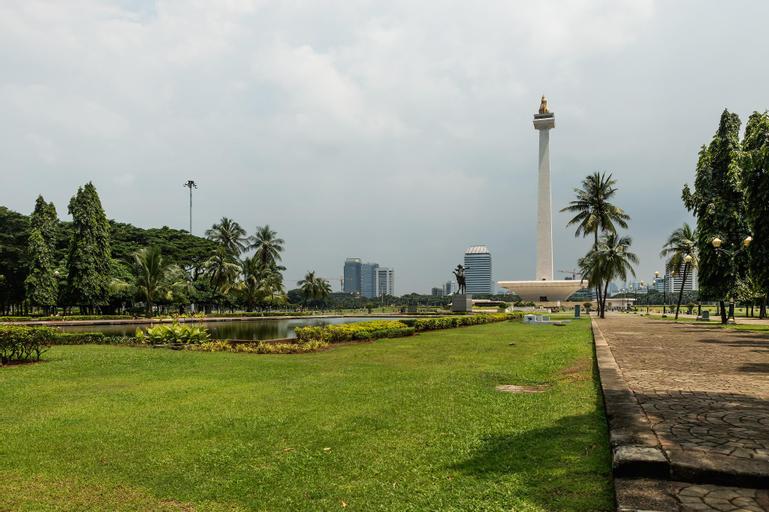 OYO 442 Koen Hanare, Jakarta Selatan