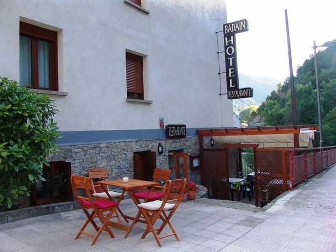 Badain, Huesca