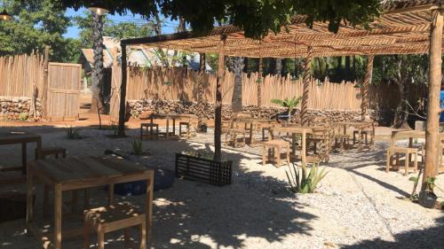 Blu oceano B&B, Italian restaurant, Rote Ndao