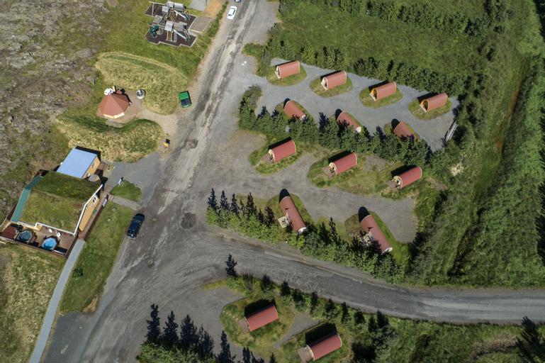 Fossatún Pod Village, Borgarfjarðarsveit